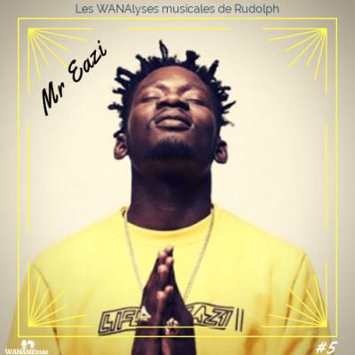 Mr Eazi : artiste et entrepreneur d'exception cover