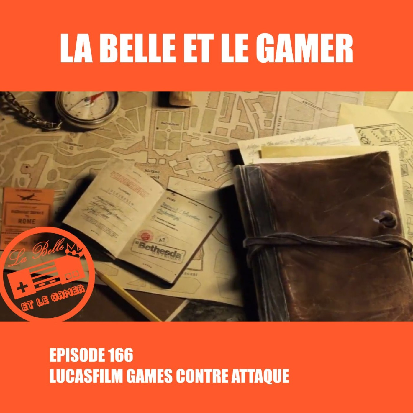 Episode 166: Lucasfilm Games Contre Attaque