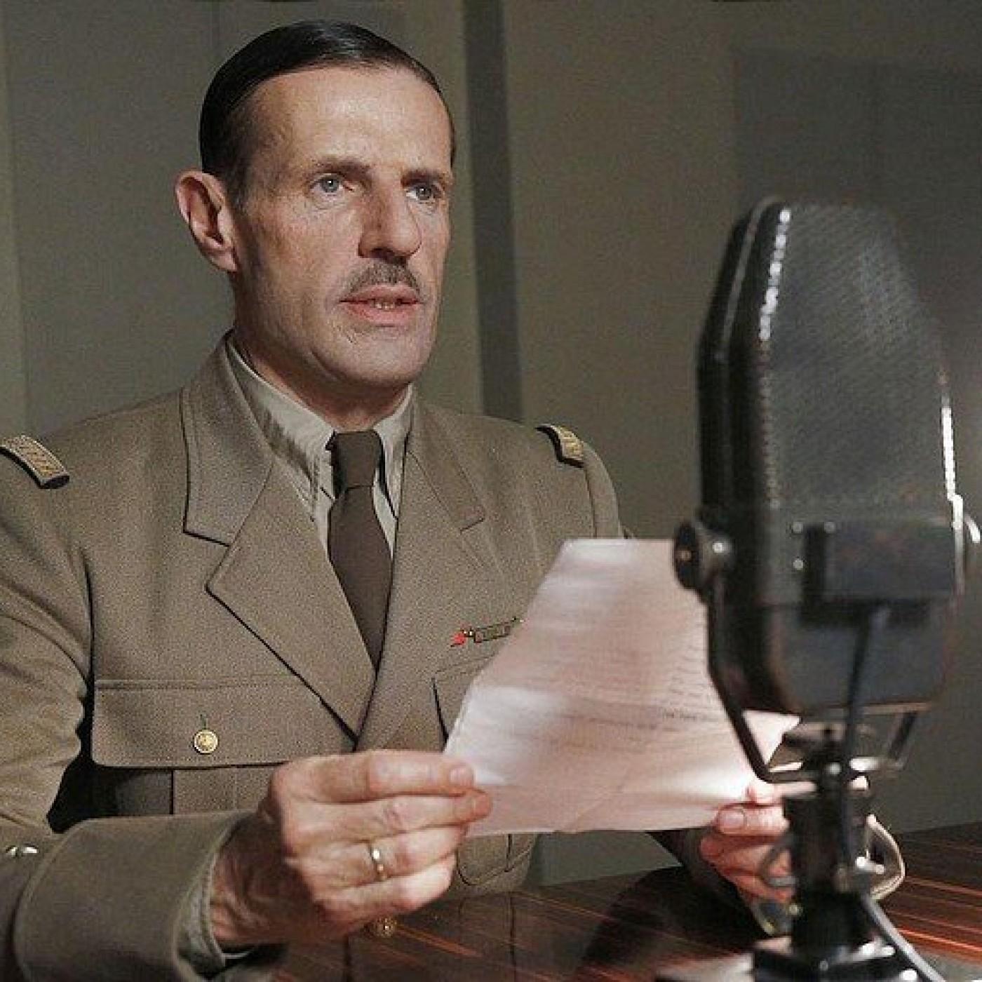 De Gaulle : Un cours d'histoire ennuyeux