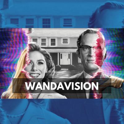 WandaVision (série) cover