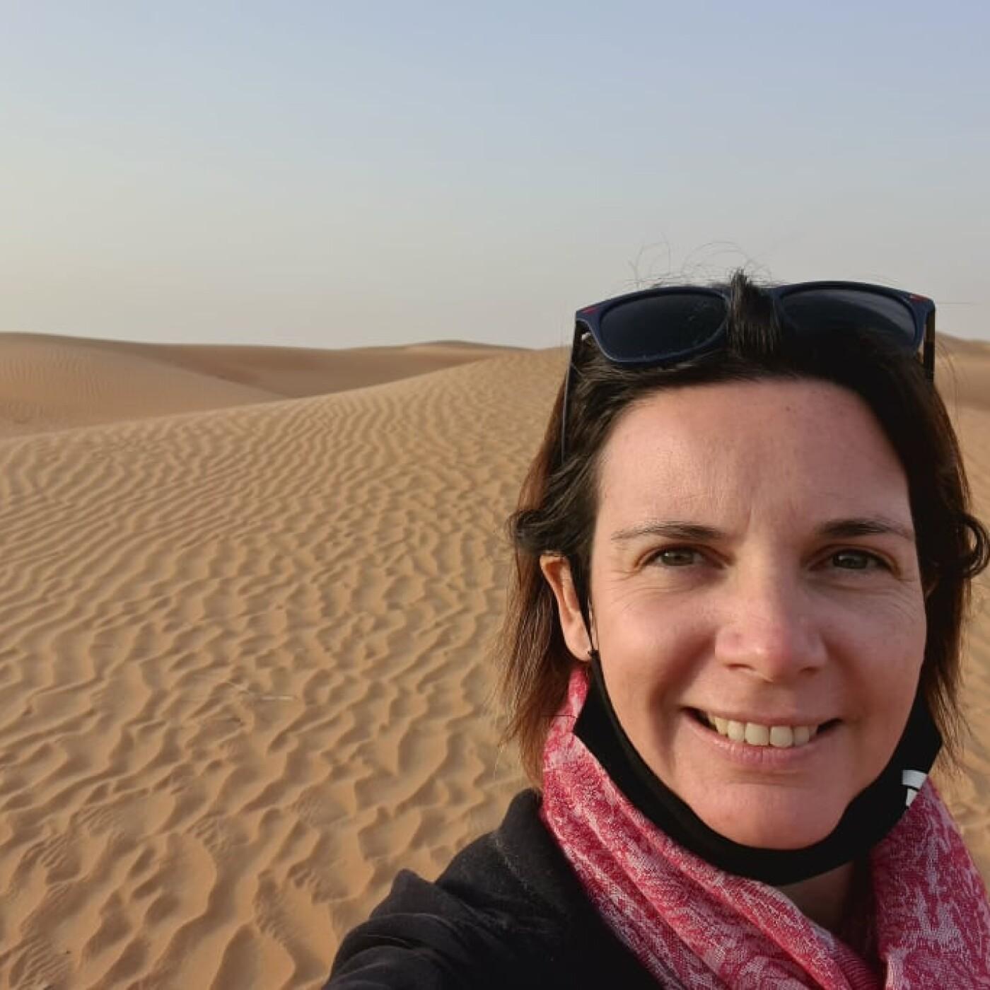 #27 Émirats Arabes Unis, expat en famille avec Solènne