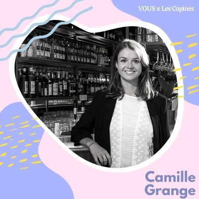 #35 LES COPINES - Camille Grange, directrice des restaurants Gigi Cucina et La Micheline cover