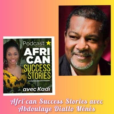 AFRI'CAN SUCCESS STORIES #14 Diallo Abdoulaye, Centre de Presse Norbert Zongo, Jazz à Ouaga, Ciné droit libre: Engagement et poly-compétence cover