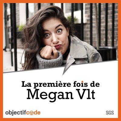 Megan Vlt – Ma 1ère fois à l'autre bout du monde cover