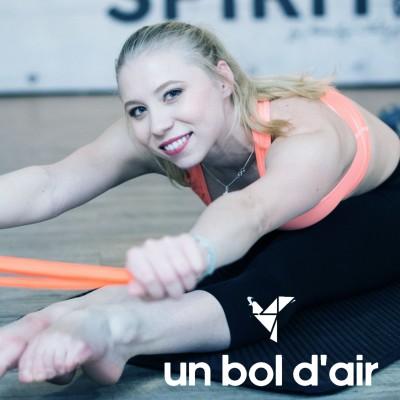 #29 - Kseniya MOUSTAFAEVA - Championne de Gymnastique Rythmique cover