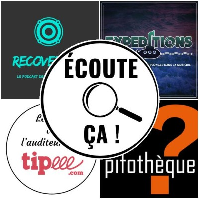 Ep 94 : Zikdepod S03E04 (Recoversion, La Pifothèque, Expéditions, Pascal (Tipeee)) cover