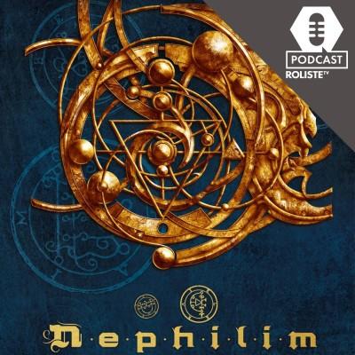 Projecteur - Nephilim Légende cover