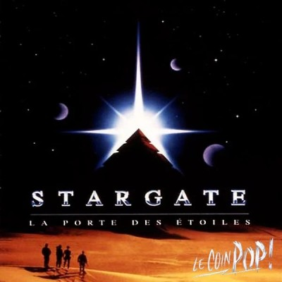 Site Alpha #1 - Stargate, le film cover