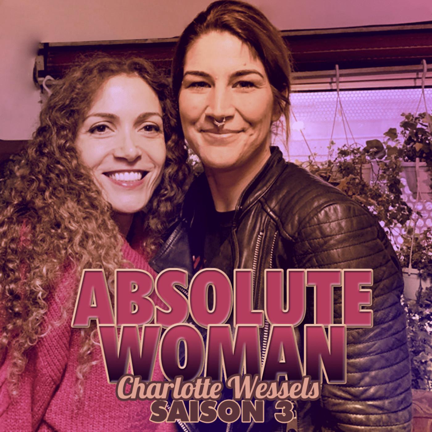 Absolute Woman : Charlotte Wessels • Delain (Ep.4 Saison 3)