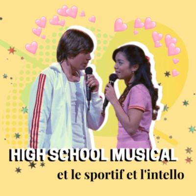 HIGH SCHOOL MUSICAL l Le sportif et l'intello cover