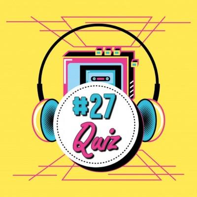 Bi-Bop #27 : Quiz 90's cover