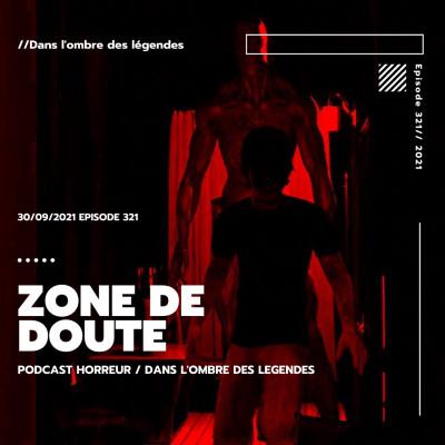 Dans l'ombre des légendes-321 Zone de doute... cover