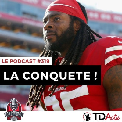 TDA Podcast n°319 - Preview S10 : San Francisco à la conquête du pouvoir cover