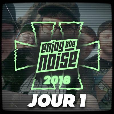 Les Enjoyés au Hellfest 2018 : Joan Jett 27 et le Bruit Marron (Jour 1) cover