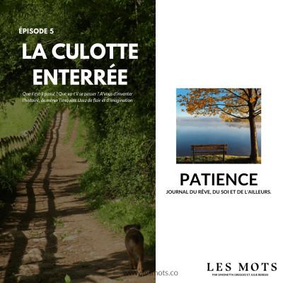 Épisode 5 - La culotte enterrée cover