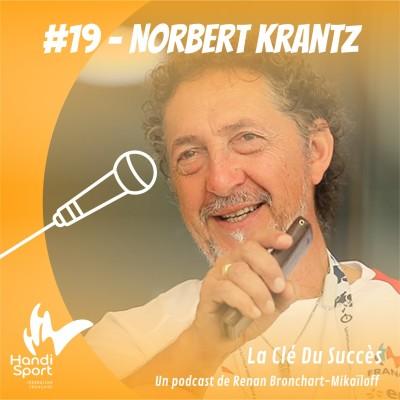 #19 - Norbert Krantz - Accompagner les sportifs vers le très très haut niveau cover