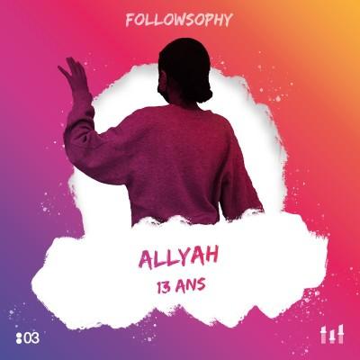 :03 Allyah - 13 ans : je lance une app contre le harcèlement scolaire cover