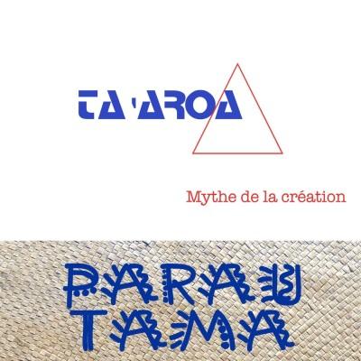 Ta'aroa - Le mythe de la création cover