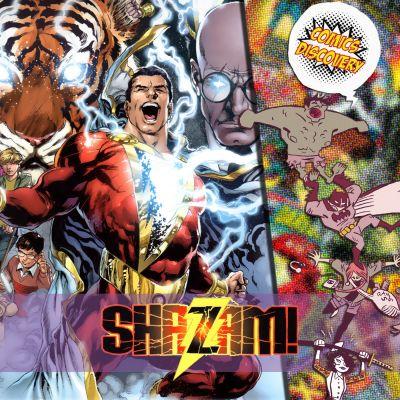 image ComicsDiscovery S03E30 : Shazam