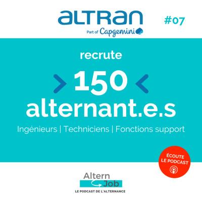 Sylvain Colas, ALTRAN - Ep07 cover