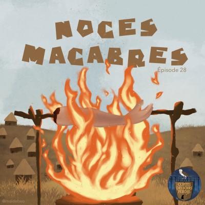 EP28 Sindbad le Marin - Noces Macabres cover