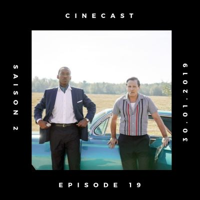 image S02E19 - Green Book, Dragons 3 & Continuer