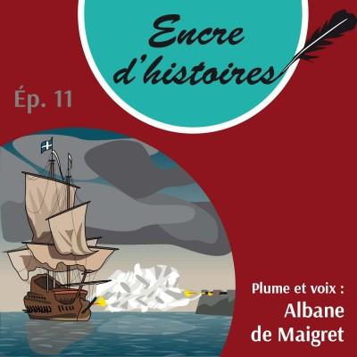 Épisode 11 : Duguay-Trouin, corsaire du Roi, mousquetaire de la mer cover