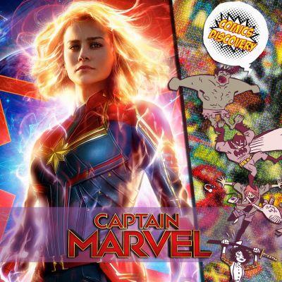 image ComicsDiscovery S03Bonus : Captain Marvel