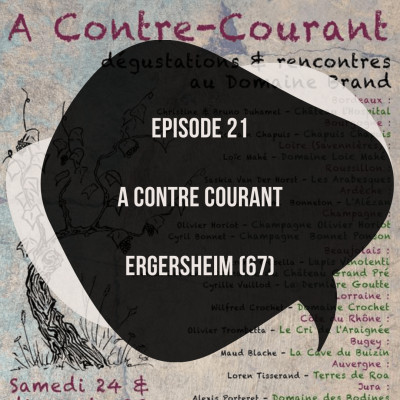 Episode 21: A contre courant à Ergersheim (67) cover
