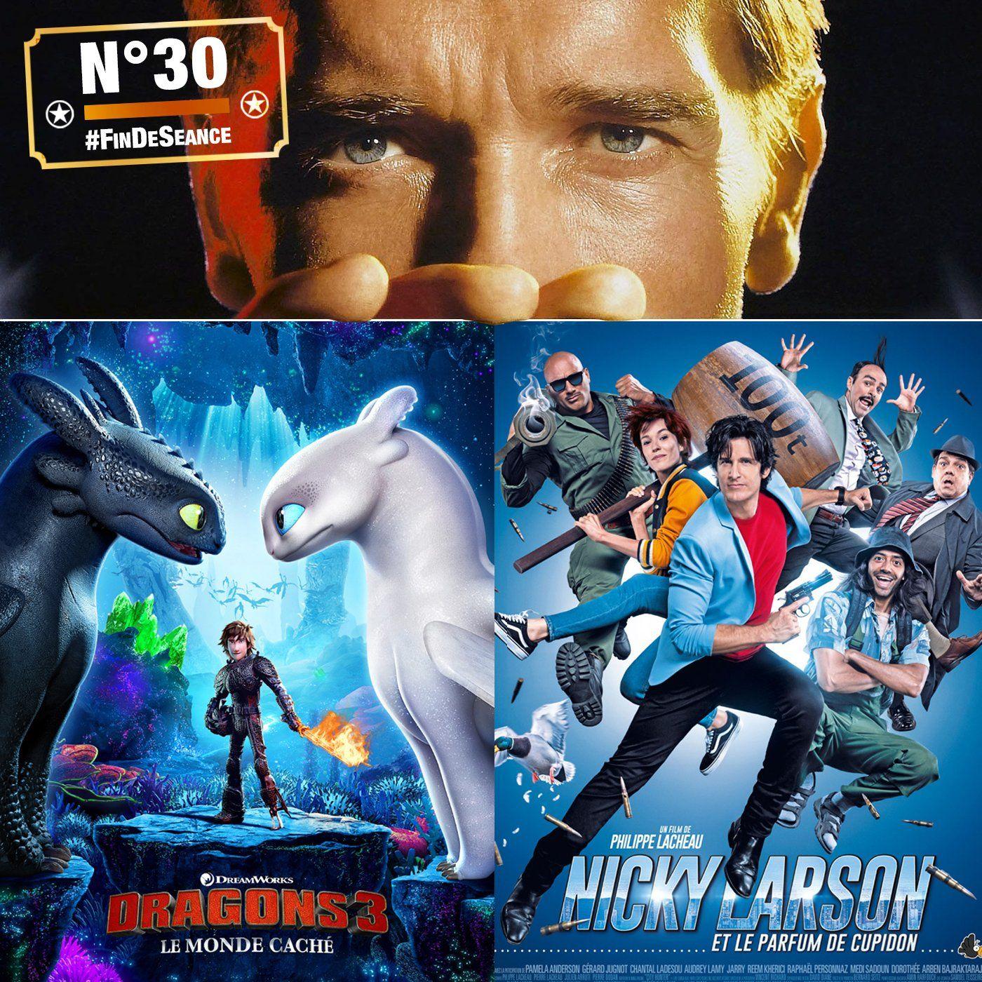 #30 DRAGONS 3 & NICKY LARSON : Don Juan et Dragons !