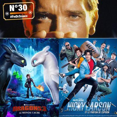 #30 DRAGONS 3 & NICKY LARSON : Don Juan et Dragons ! cover