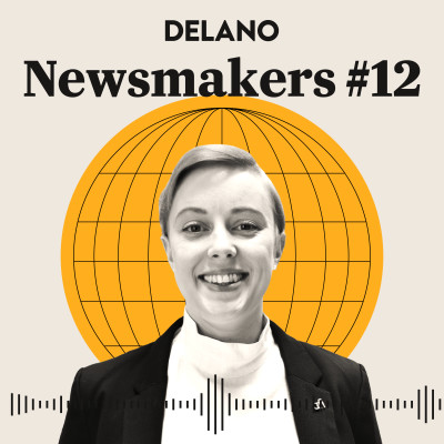 Newsmakers 12: Johanna Nyman on financial inclusion cover