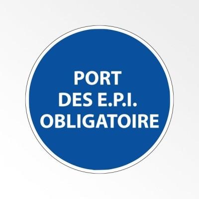 Refus de port d'équipement de sécurité et suspension cover
