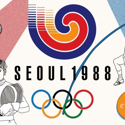 Jeux Olympiques 1988 - Séoul cover