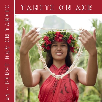#1 - First day in Tahiti cover
