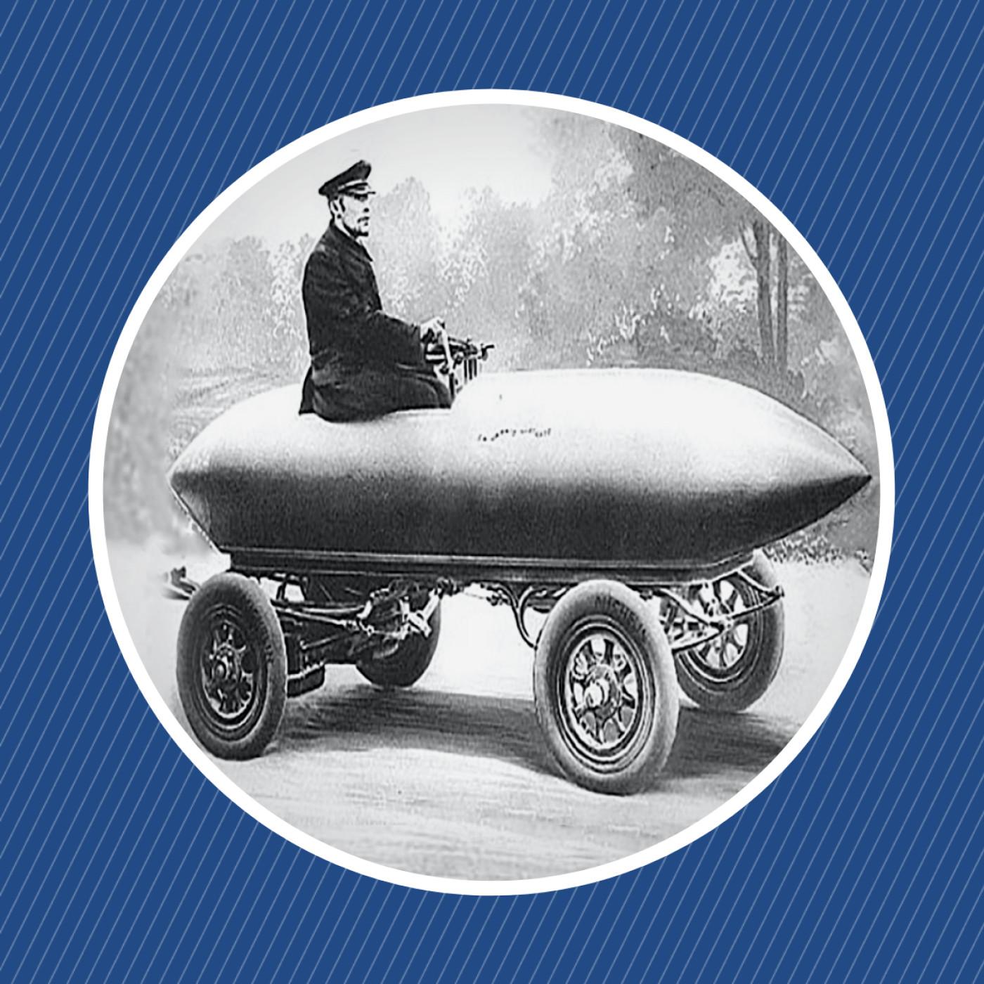 La Jamais-Contente, une voiture mythique