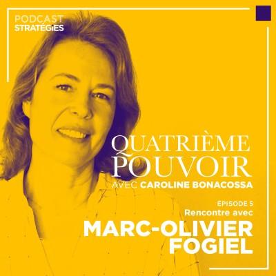 Episode 5 : Marc-Olivier Fogiel, la tête pensante de BFM TV cover