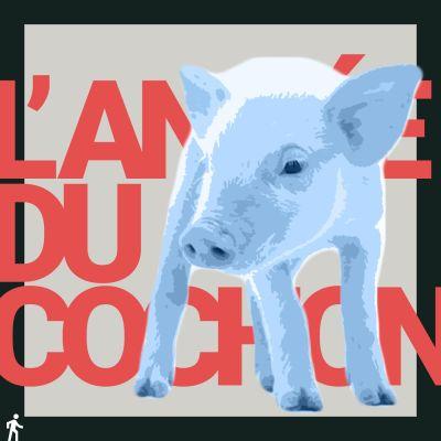 L'année du cochon cover