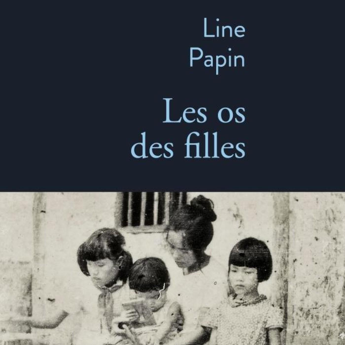 MC' Aime - Les os des filles de Line Papin chez Stock (01/02/20)