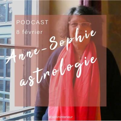 #12 - Anne-Sophie - Astrologie - L'orientation par les astres cover
