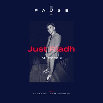Just Riadh, Influenceur cover