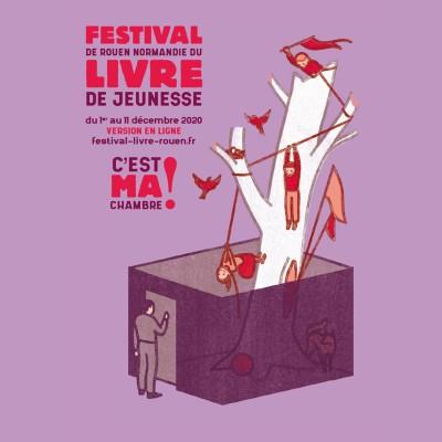 FESTIVAL LIVRE JEUNESSE 21 cover