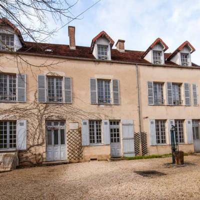 Visite de la maison du peintre Renoir cover