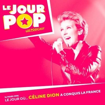 Céline Dion : le jour où elle a conquis la France cover