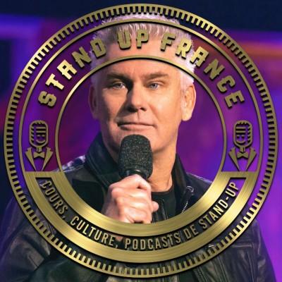 EP65 : Brian Regan et 10 conseils pour passer de confirmé à pro en stand-up cover