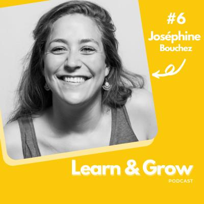 #6 Joséphine Bouchez (Ticket For Change) : Mesurer l'impact de sa formation cover