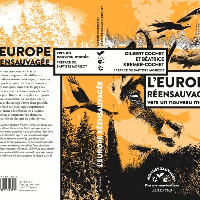 S03E07 L'Europe réensauvagée 2/4: montagnes et péninsules (Gilbert Cochet et Béatrice Kremer-Cochet) cover