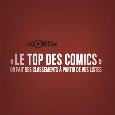 image Le Top Des Comics - épisode 3 (Saison 3)