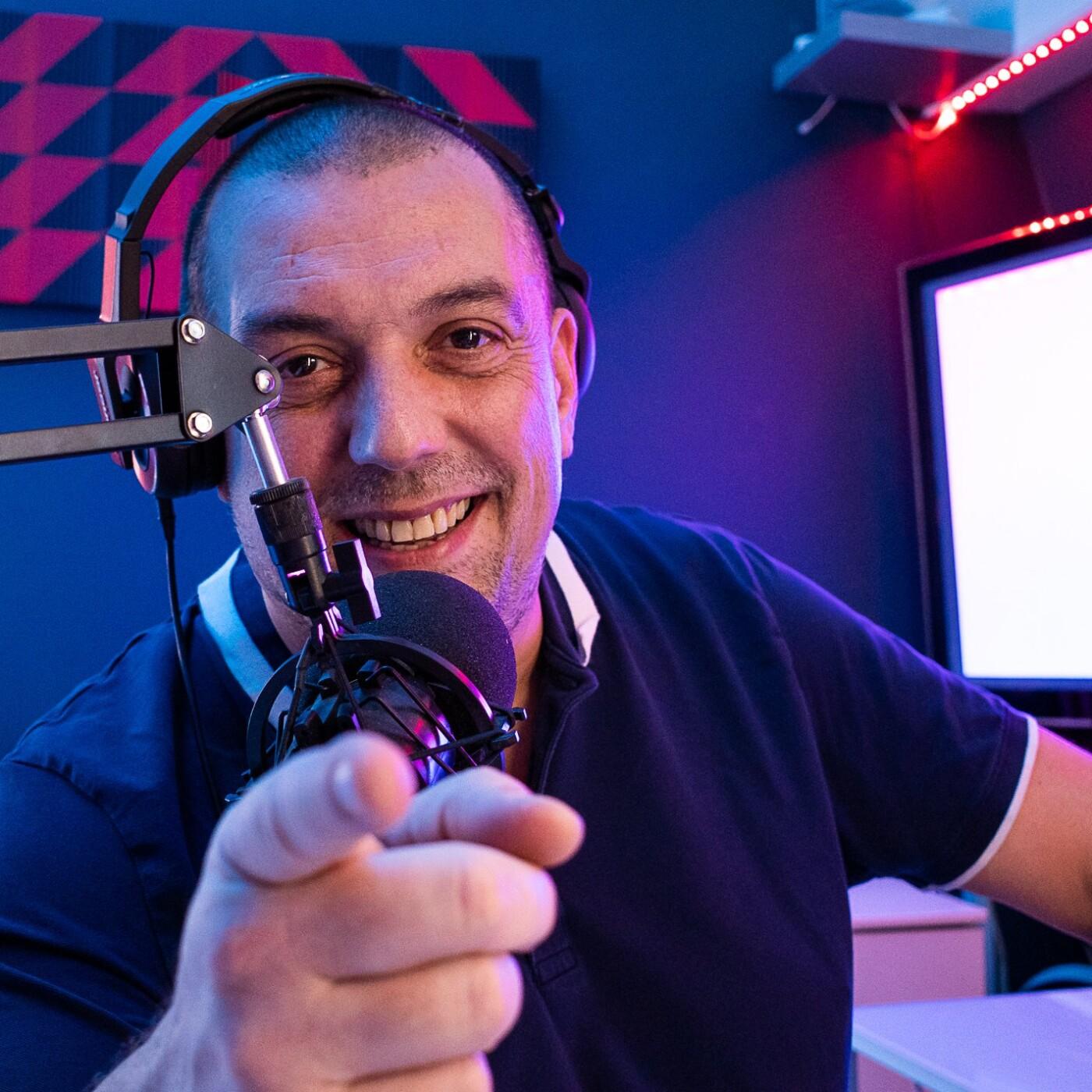 Gauthier est interviewé par Paul de la team StereoChic à l'occasion de la 200ème - 29 06 2021 - StereoChic Radio