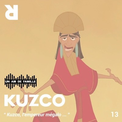 Un Air de Famille #13 - Kuzco cover